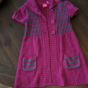 Take Out Sweater girls size 7